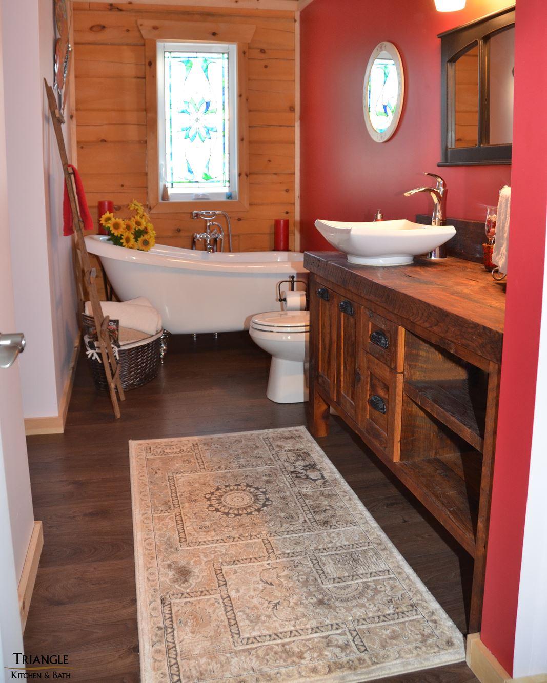 Salle de bain kitch photos de conception de maison for Salle de bain kitch